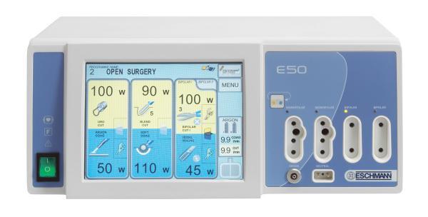 E50 Electrosurgery