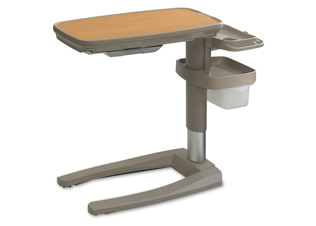 Tru-Fit Overbed Table